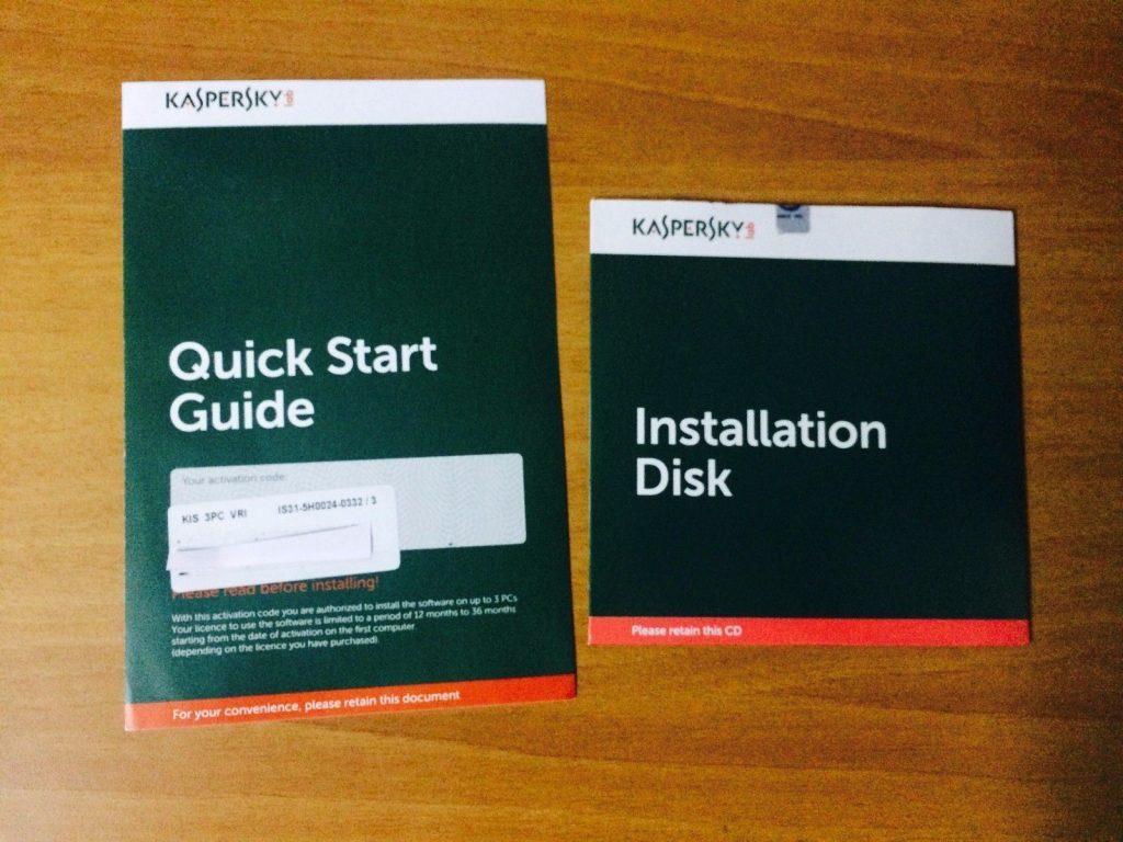 Kaspersky Antivirus Installation Error