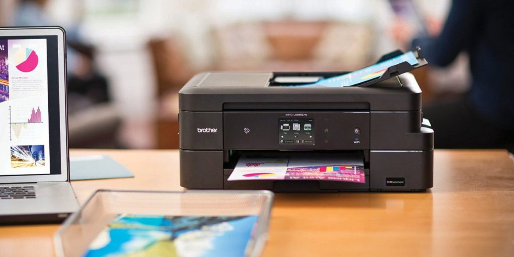 DownloadBrother DCP-T500W Driver