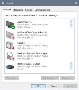 Download Asus Audio/Sound Driver