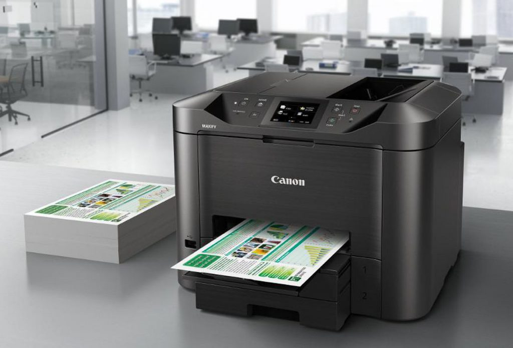 Canon printer online support