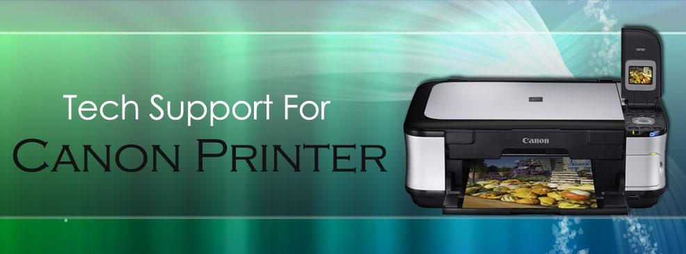 Canon printer customer helpline support