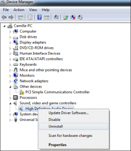 Download Asus Audio/Sound Driver