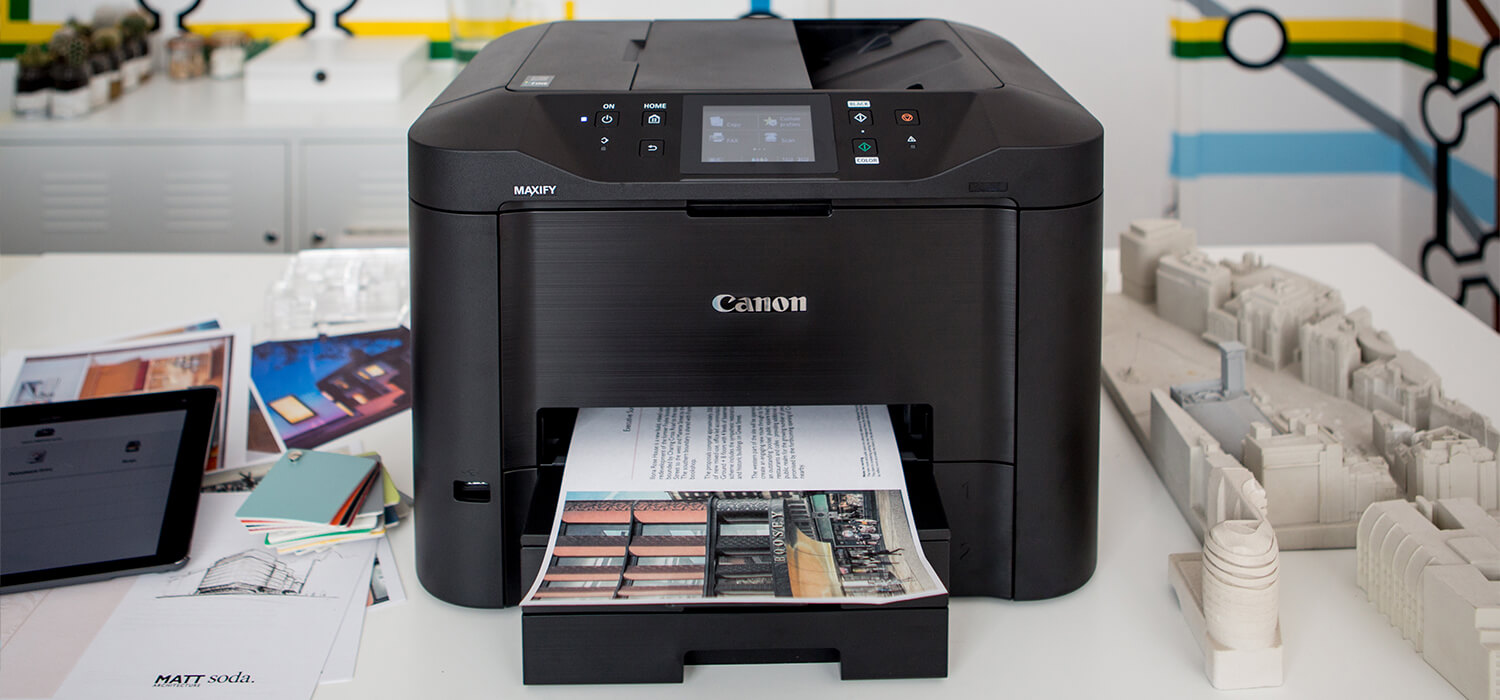 Download Canon MAXIFY MB2720 Driver