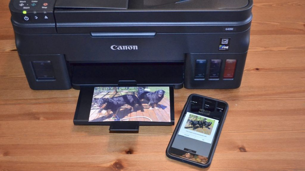 Download Canon PIXMA G2200 MegaTank Printer