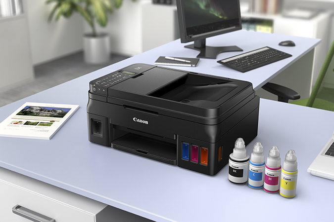 Download Canon PIXMA G4210 Wireless Printer Driver