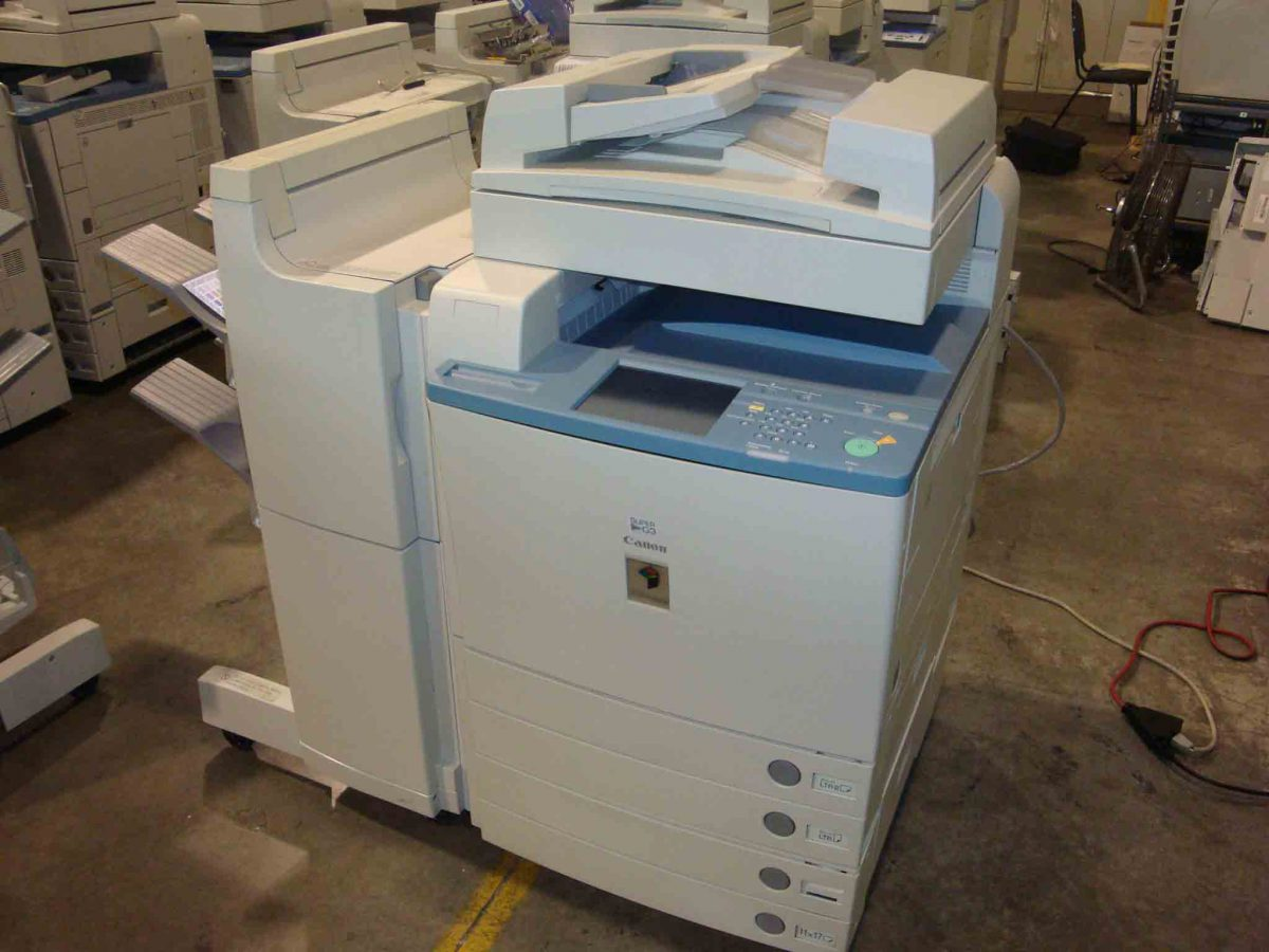 Download Canon iR3300 Driver