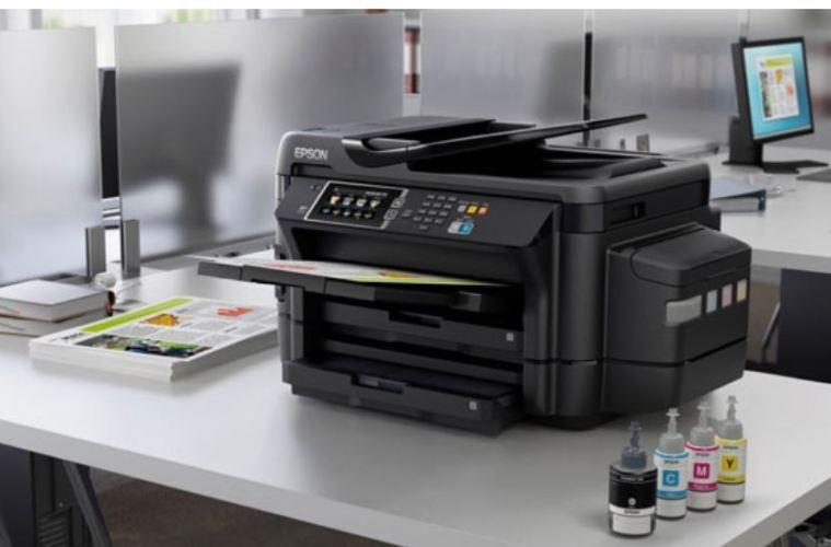 Epson Printer Error 0x9a - Western Techies