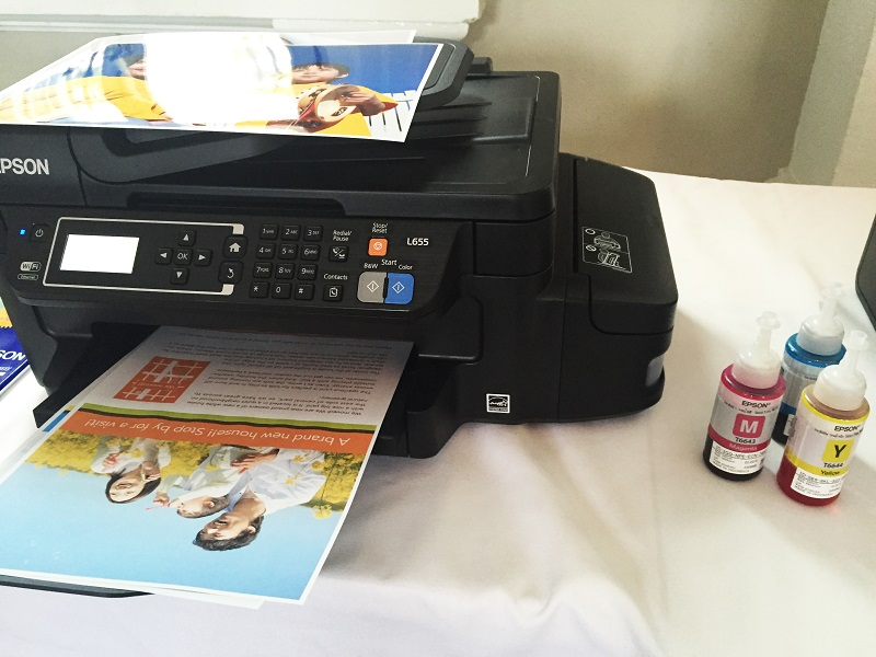 Epson L655 Printer Driver
