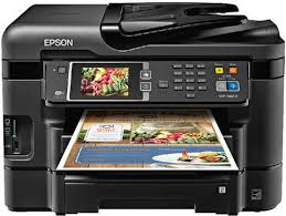 Epson WorkForce WF-3640 Driver | Western Techies