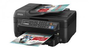 EpsonWorkforce WF-2750 printer