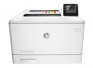 HP Laserjet Pro M452dw Wireless Color Printer