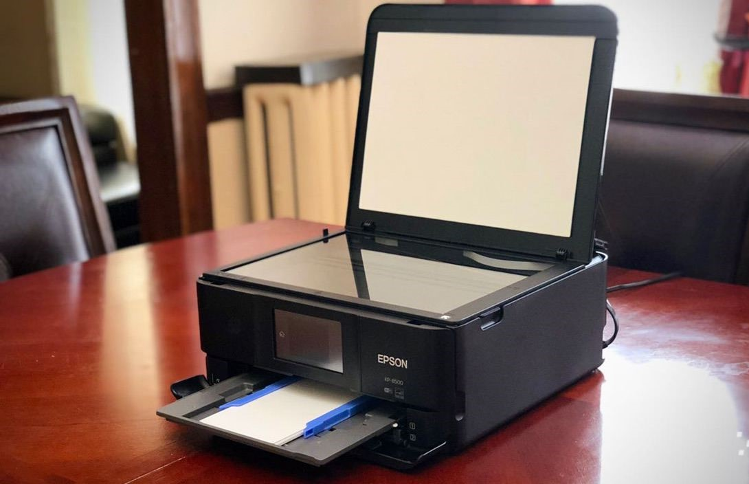 Epson Printer Error 0x97