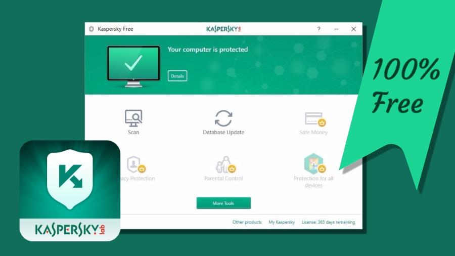 Kaspersky Antivirus Free