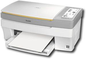 Kodak Printer Not Grabbing Paper