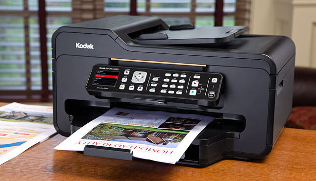 Kodak Printer Not Grabbing Paper