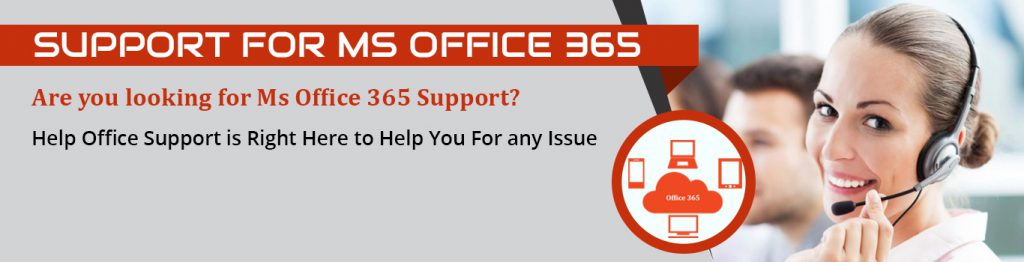Office 365 Support Help
