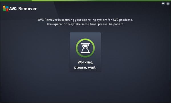 AVG Antivirus Removal Tool