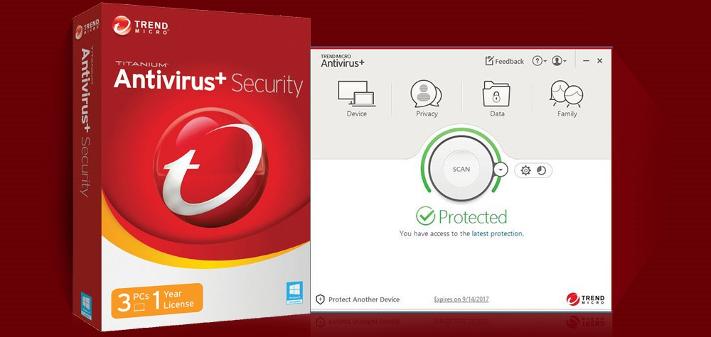 Trend Micro Antivirus Download