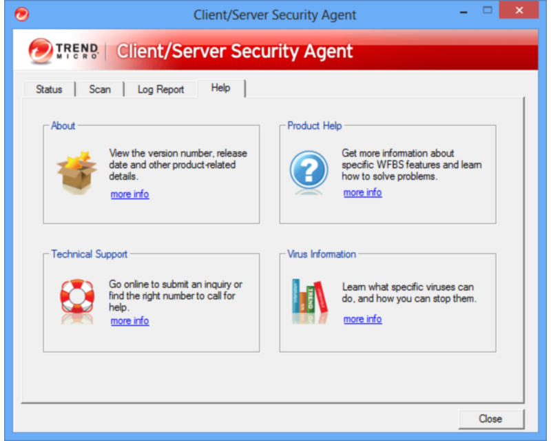 Trend Micro Security Agent
