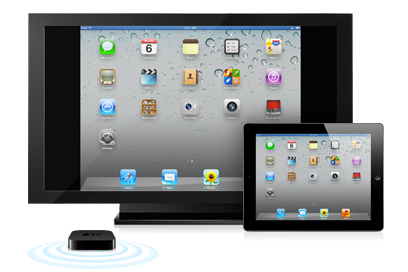 iPad Apple TV Airplay Problem
