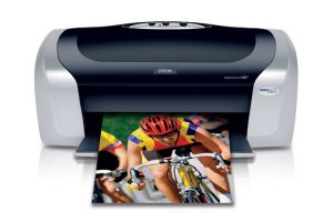 Epson Stylus C88 + printer