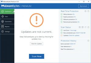 Malwarebytes Error 383