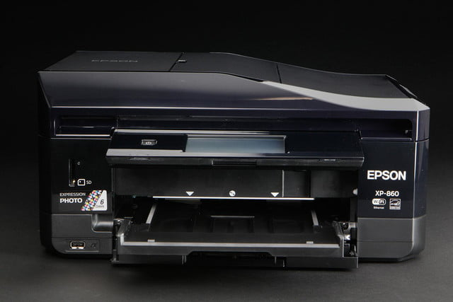 BLOG Epson WorkForce WF-2860 Driver
