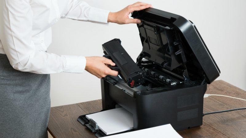 Brother Printer Not Printing
