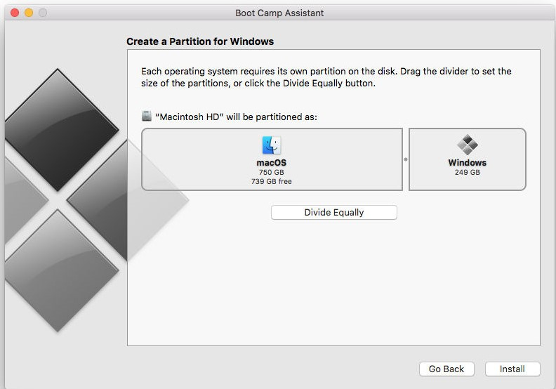 How to Install Windows 10 on Apple Laptop