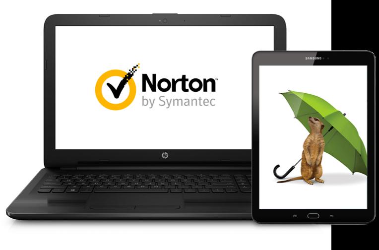 Norton Error Found