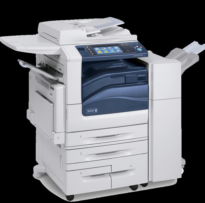 Download Xerox Drivers 7845
