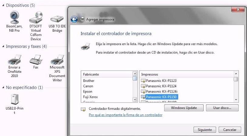 Download Panasonic Printer Driver kx-mb772