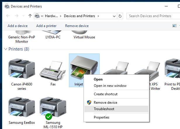 Xerox Printer Driver Not Installing