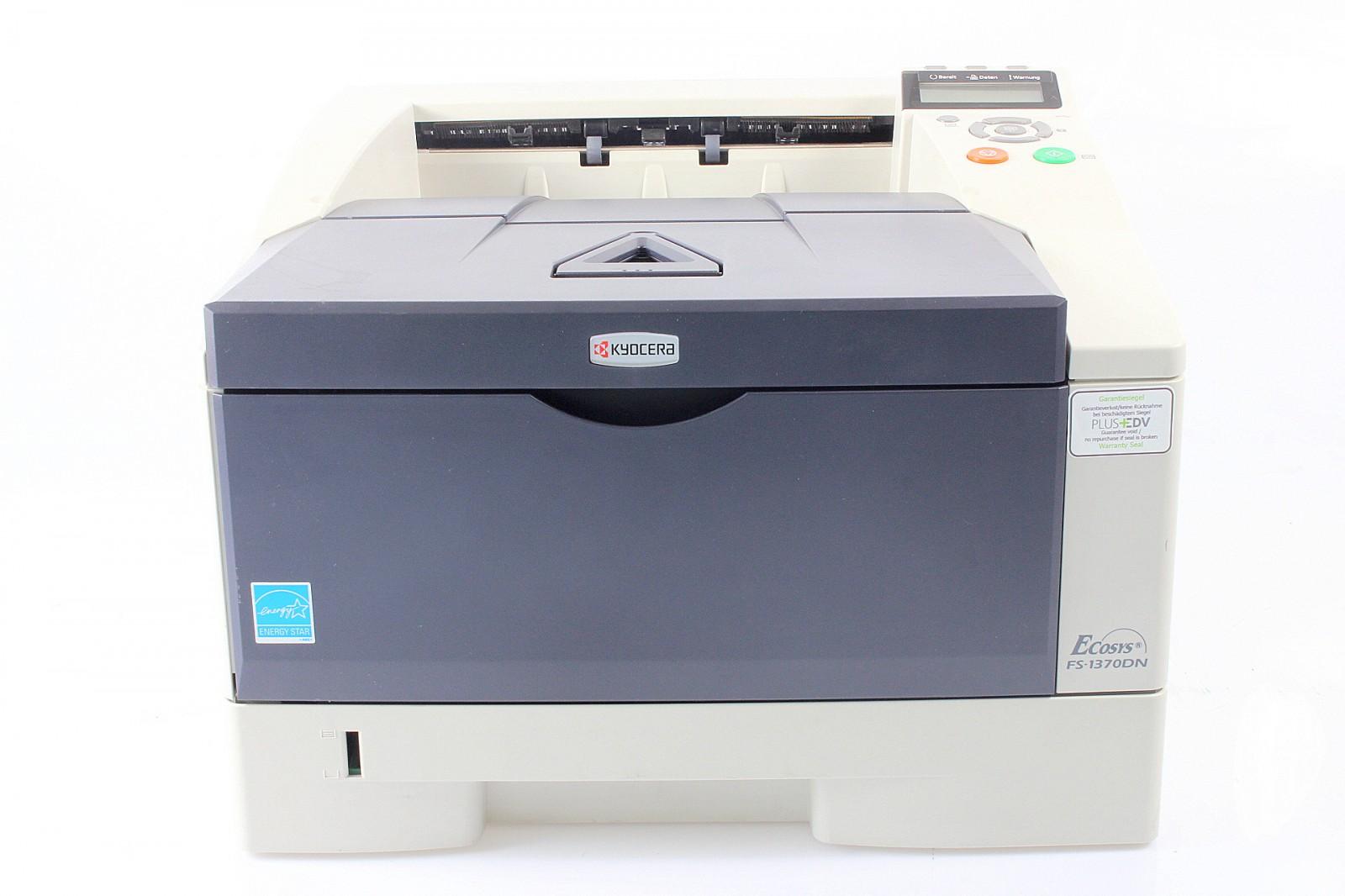 Kyocera Printer FS-1370DN driver