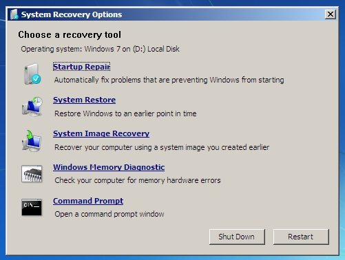 computer 0x00000e9 error