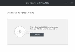 Bitdefender-Uninstall-Tool