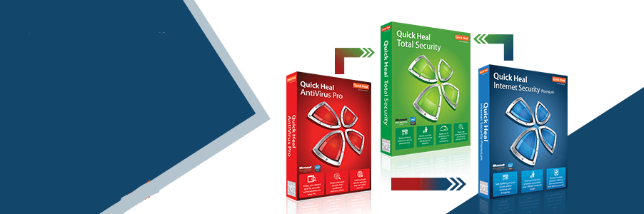 Download Quick Heal Antivirus Offline Installers
