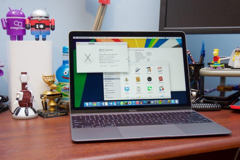 Macbook Pro Error 254
