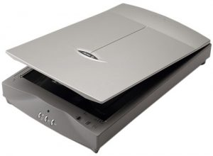 Install Benq Scanner 4300