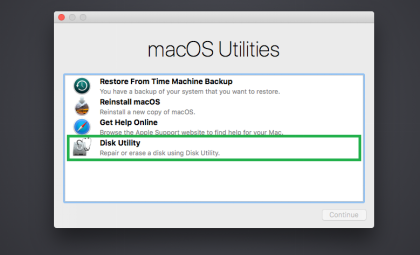 Mac Error Code 3001f