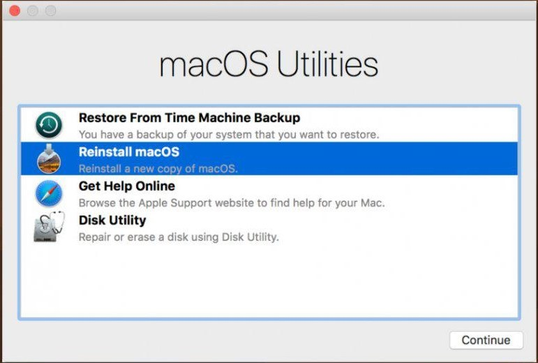 Apple Error 5010F