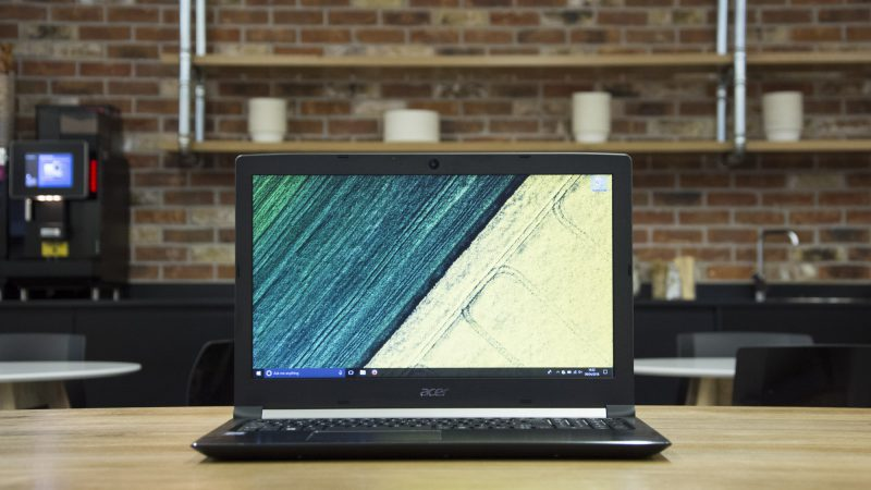 Acer Laptop Error Operating System Not Found