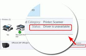 kodak driver is unavailable