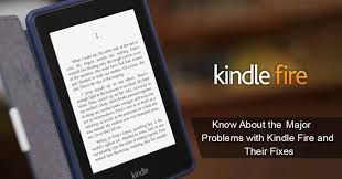 amazon kindle fire troubleshooting problems