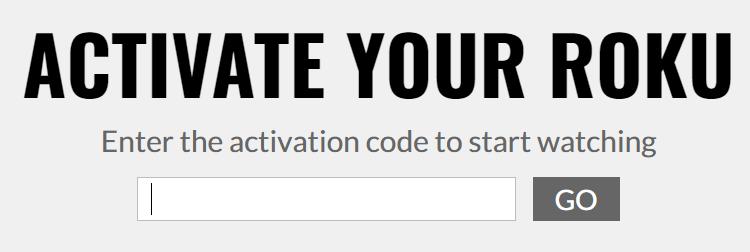 www.roku.com/link Activation Code