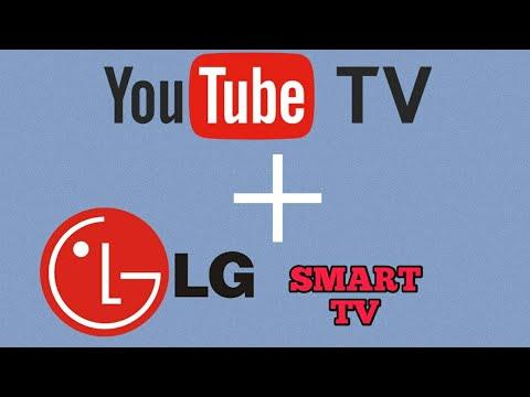 youtube.com/activate Smart Tv LG
