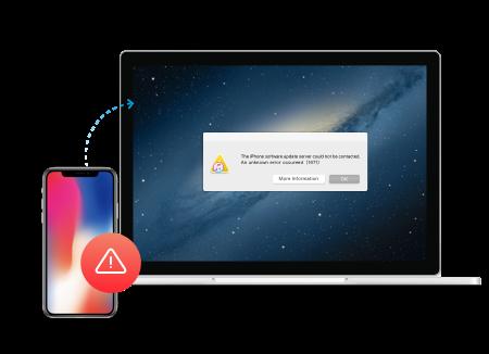 iTunes Error 5000
