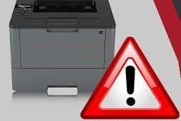 Toshiba Printer Error 4411