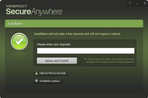 Webroot Antivirus Endpoint