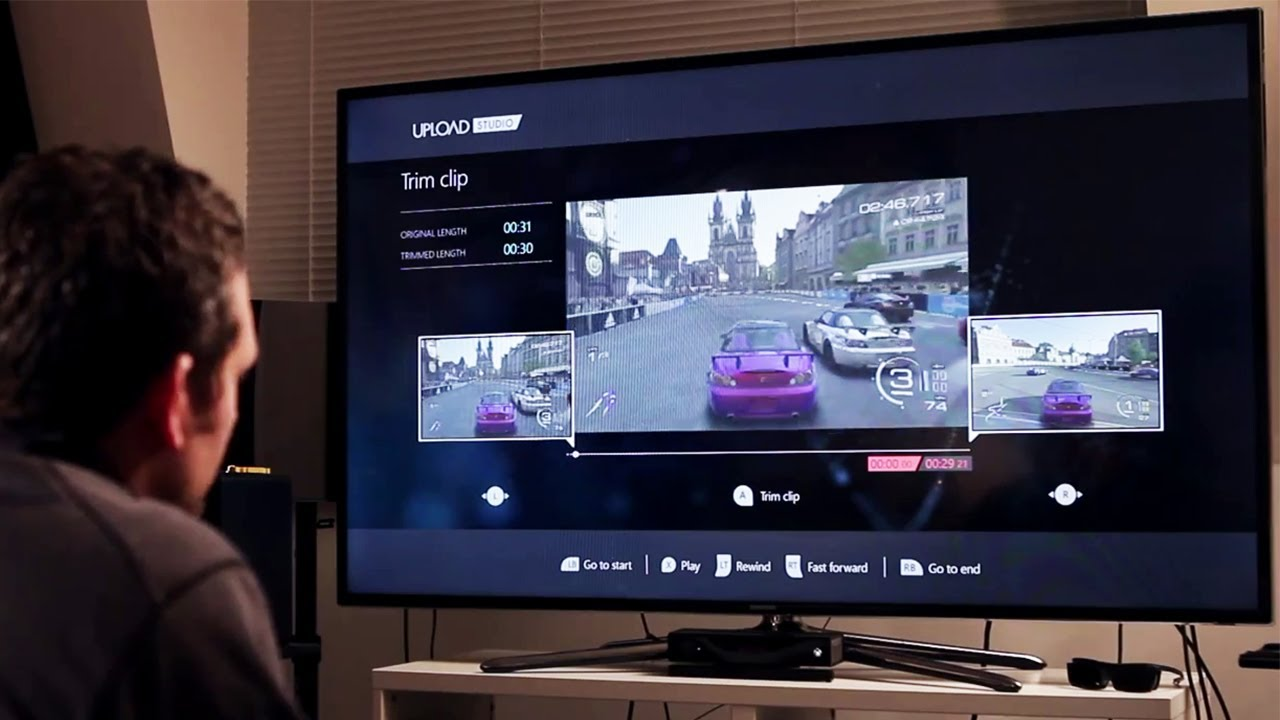 YouTube on Xbox One